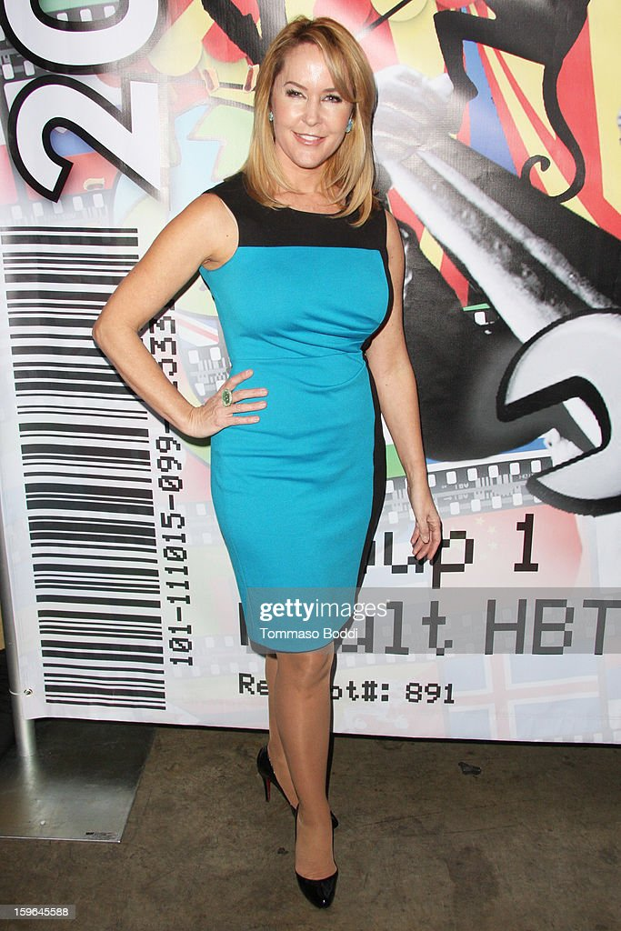 Erin Murphy attends the Red Line Tours presents the 'Directors Series' 2nd annual commemorative ticket VIP private press event held at American Cinematheque's Egyptian Theatre on January 17, 2013 in Hollywood, California.