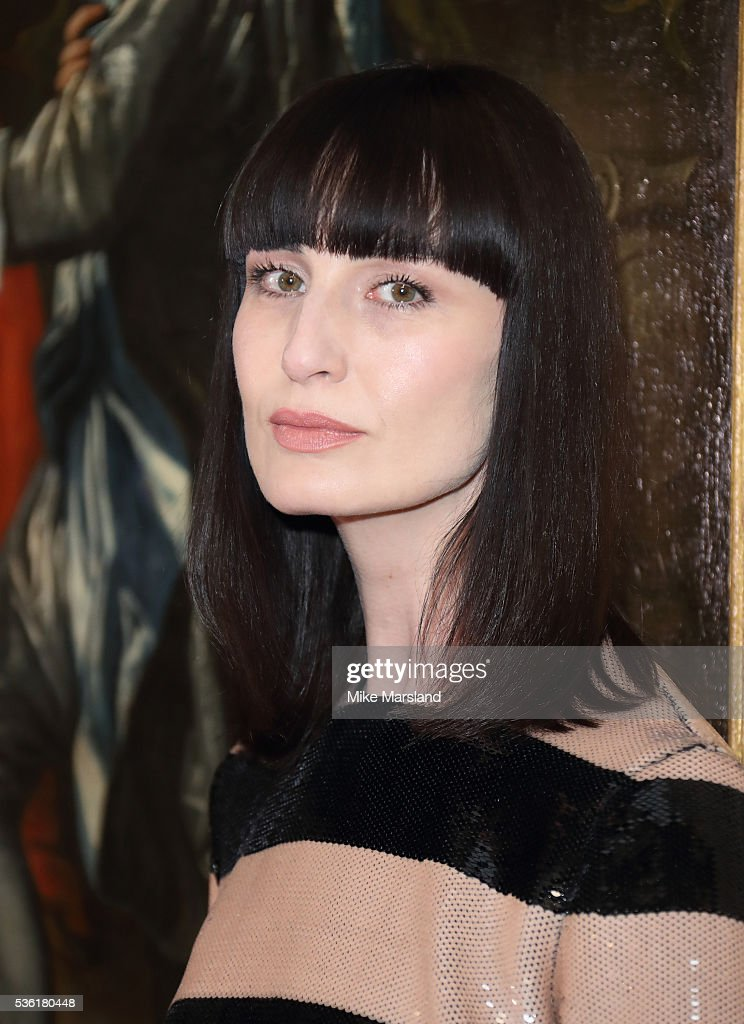 <a gi-track='captionPersonalityLinkClicked' href=/galleries/search?phrase=Erin+O%27Connor&family=editorial&specificpeople=204677 ng-click='$event.stopPropagation()'>Erin O'Connor</a> attends as Christian Dior showcases its spring summer 2017 cruise collection at Blenheim Palace on May 31, 2016 in Woodstock, England.