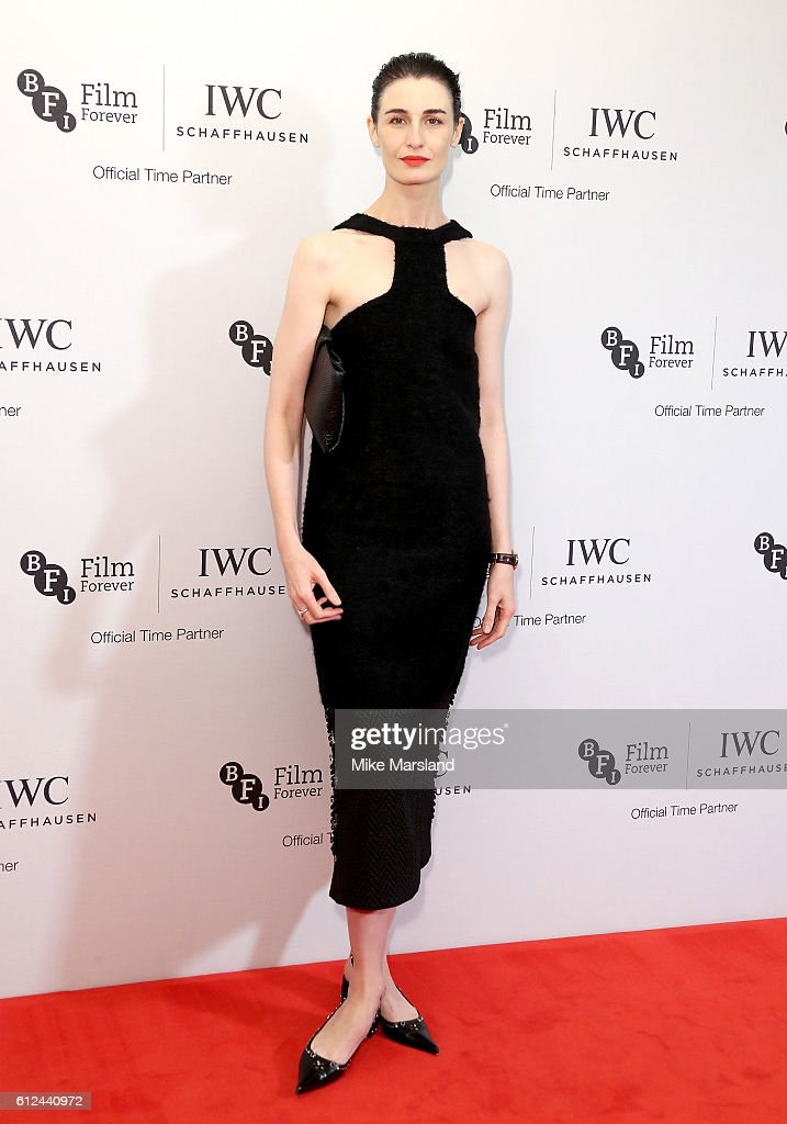 Erin O'Connor attends the IWC Gala Dinner in honour of the British Film Institute at Rosewood Hotel on October 4, 2016 in London, England.