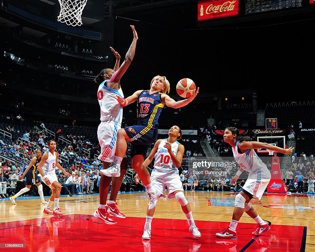 Indiana Fever v Atlanta Dream - Game Two