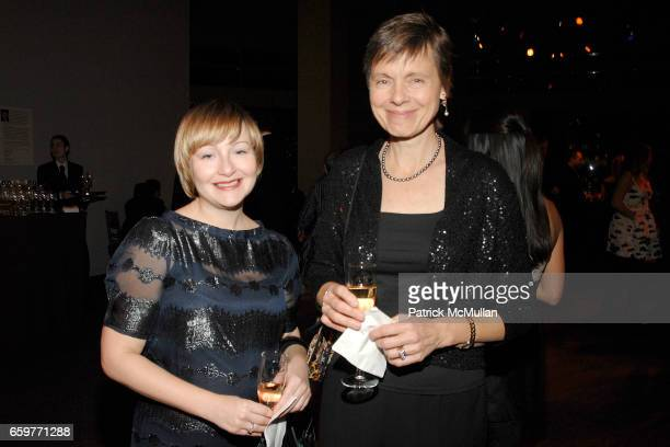 Erin Rulli and Elise Quasegarth attend This Is Tisch Gala 2009 at Frederick P Rose Hall on November 2 2009 in New York City