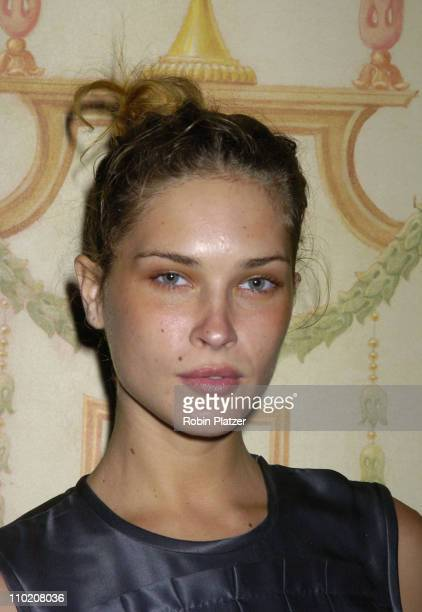 Erin Wasson during The 'ForgetMeNot' Gala Benefitting The Alzheimers Association NYC Chapter at The Pierre Hotel in New York New York United States