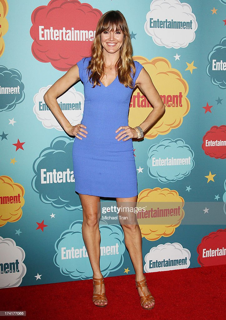 Erinn Hayes arrives at the Entertainment Weekly's Annual Comic-Con celebration held at Float at Hard Rock Hotel San Diego on July 20, 2013 in San Diego, California.