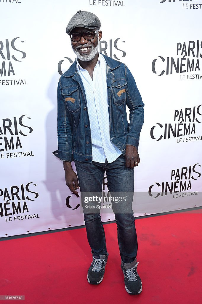 <a gi-track='captionPersonalityLinkClicked' href=/galleries/search?phrase=Eriq+Ebouaney&family=editorial&specificpeople=2368939 ng-click='$event.stopPropagation()'>Eriq Ebouaney</a> attends the Festival Paris Cinema Opening Ceremony at Cinema Gaumont Capucine on July 3, 2014 in Paris, France.