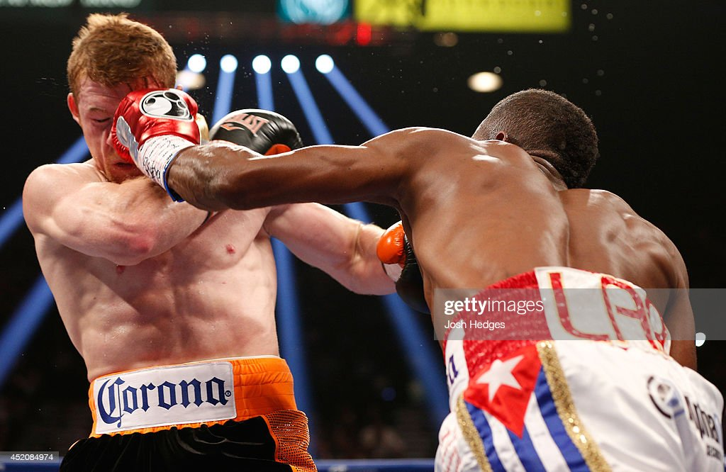 Canelo Alvarez v Erislandy Lara | Getty Images