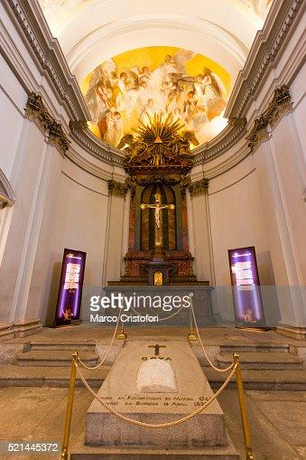 Ermita De San Antonio De La Florida Museum Goya Panteon Goya Frescos Goya Tom...