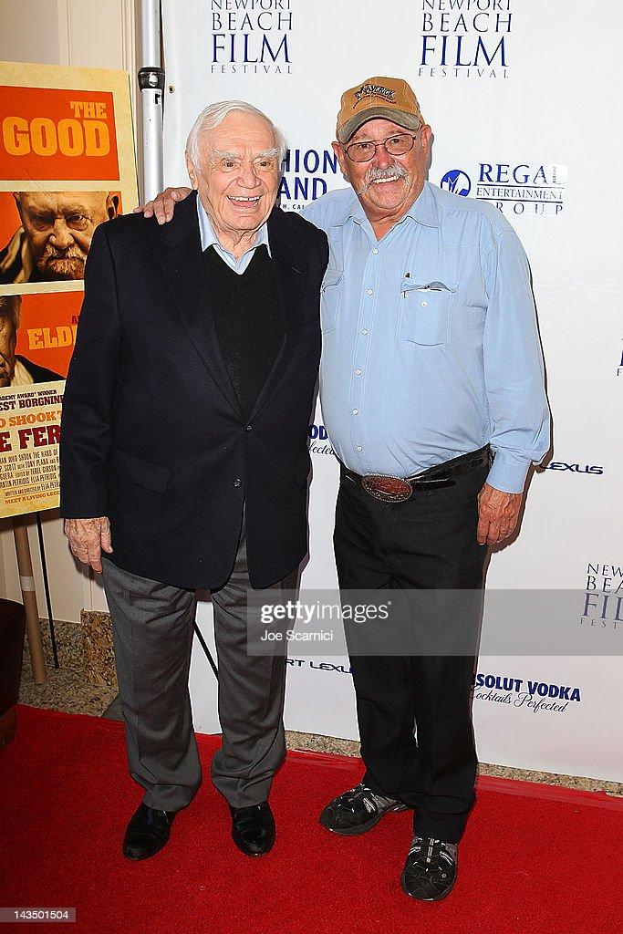 "2012 Newport Beach Film Festival - ""The Man Who Shook The Hand Of Vicente Fernandez"" Premiere"