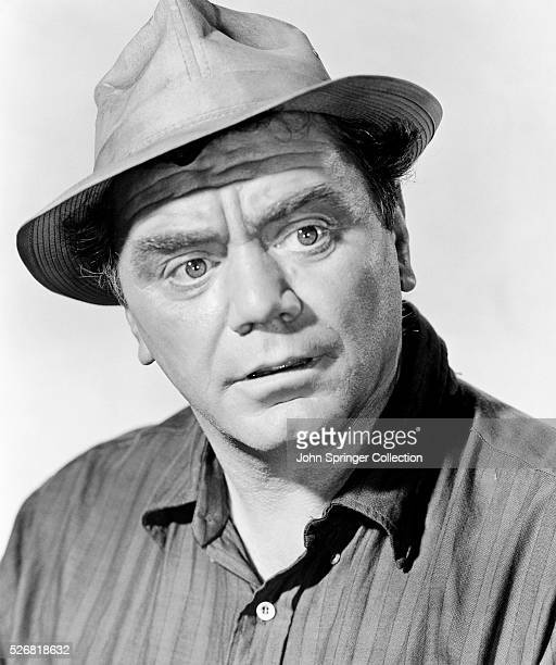 Ernest Borgnine in the movie Flight of the Phoenix