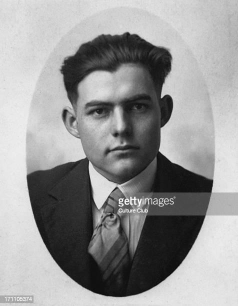 Ernest Hemingway c1917