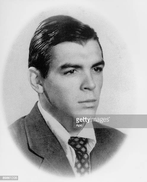 Ernesto Che Guevara c 1950 when he was a doctor