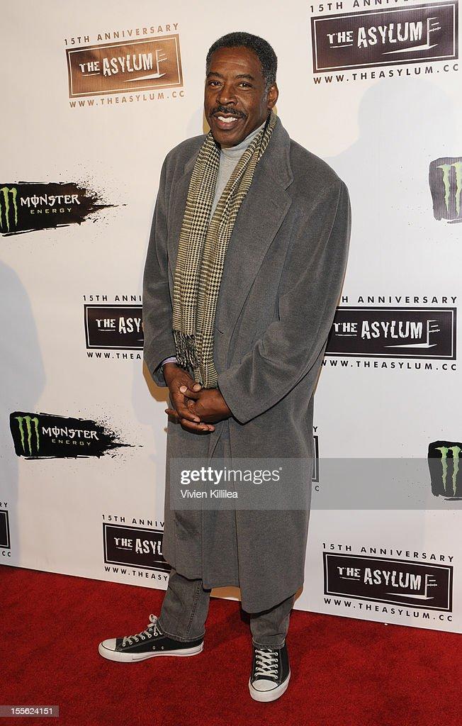 Ernie Hudson attends The Asylum's 15th Anniversary at Pacific Park - Santa Monica Pier on November 5, 2012 in Santa Monica, California.