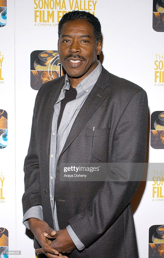 Ernie Hudson during The 10th Annual Sonoma Valley Film Festival Presents a Tribute to Pixar's John Lasseter Red Carpet and After Party at Cline...