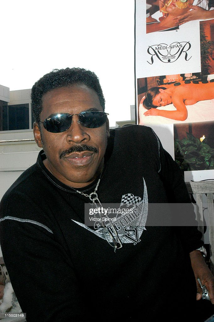 Ernie Hudson during TMG Luxury Suite Day 2 at Luxe Hotel in Beverly Hills California United States