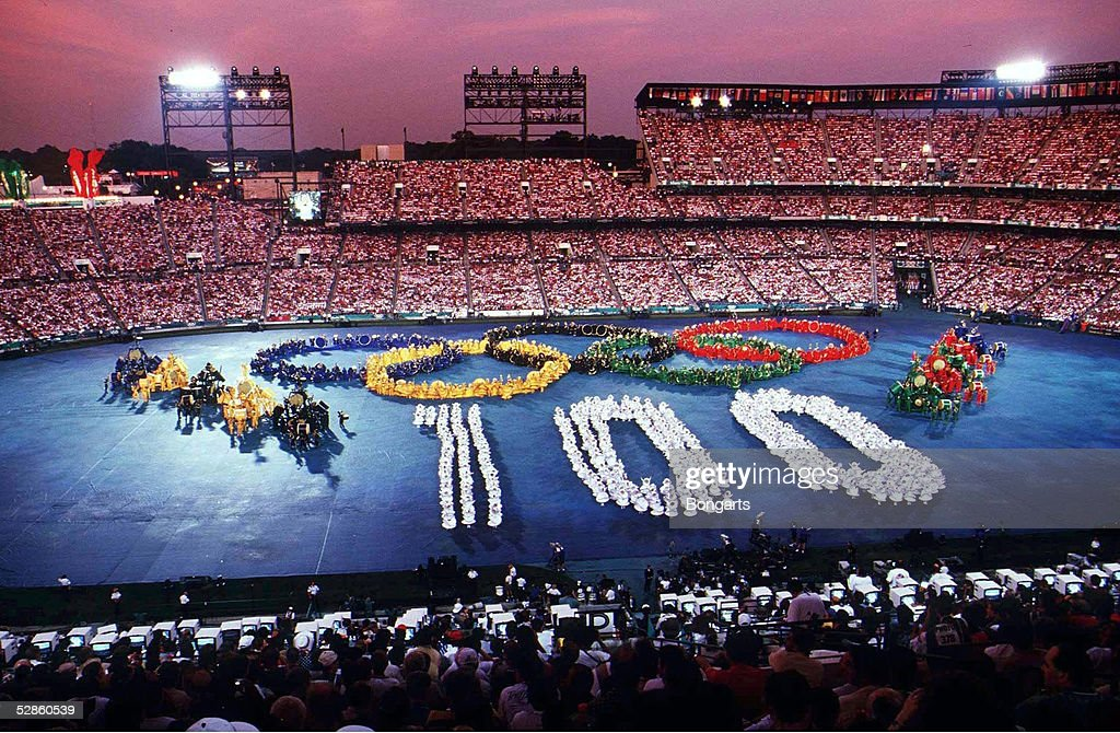 ATLANTA 1996 19796 Eroeffnungsfeier