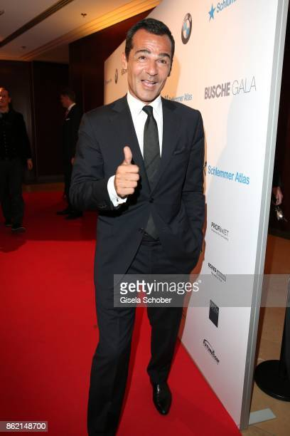 Erol Sander during the 2oth 'Busche Gala' at The Charles Hotel on October 16 2017 in Munich Germany