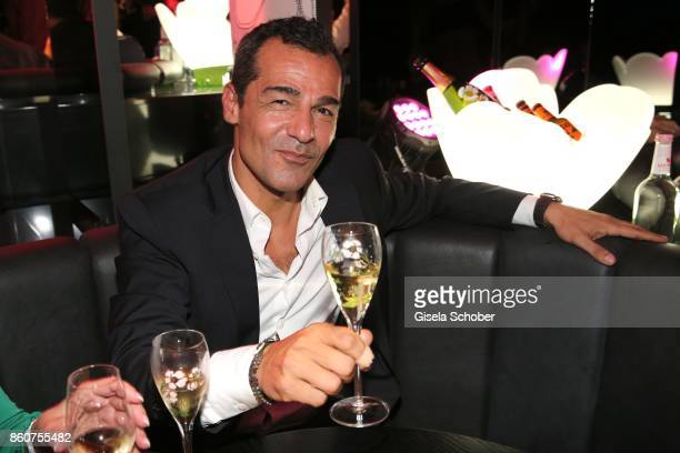 Erol Sander during the grand opening of Roomers IZAKAYA on October 12 2017 in Munich Germany