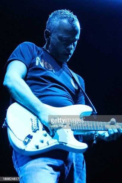 Eros Ramazotti performs at American Airlines Arena on October 24 2013 in Miami Florida