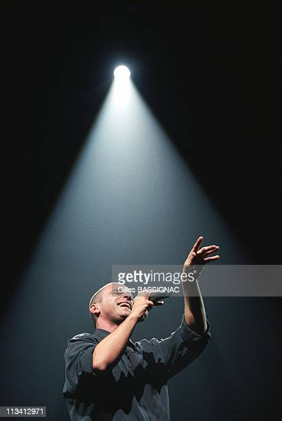 Eros Ramazzotti In Concert Bercy On October 3Rd 1996 In Paris France