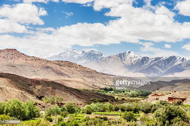 Errachidia Oasis Atlas Mountains Morocco