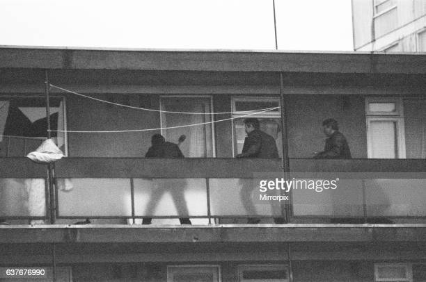 Errol Walker forced his way into a third floor flat in Poynter Court on the 25th December 1985 A woman staggered out and later died from knife wounds...