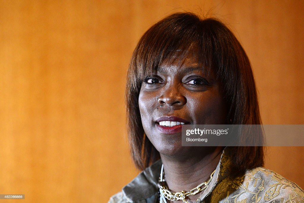 <a gi-track='captionPersonalityLinkClicked' href=/galleries/search?phrase=Ertharin+Cousin&family=editorial&specificpeople=9100430 ng-click='$event.stopPropagation()'>Ertharin Cousin</a>, executive director of the United Nations World Food Program, poses for a photograph at the B20 Australia Summit in Sydney, Australia, on Thursday, July 17, 2014. Business leaders from Group of 20 member countries convened at the summit, ahead of the G-20 leaders summit in Brisbane in November. Photographer: Jeremy Piper/Bloomberg via Getty Images