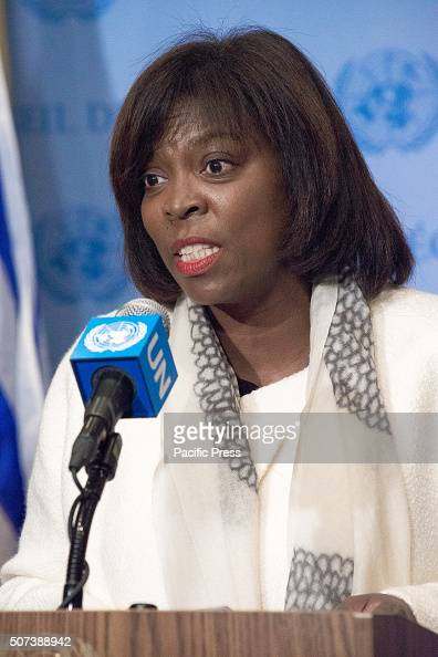 Ertharin Cousin speaks to the UN press corpsFollowing a United Nations Security Council consultation on the subject of Syria and the upcoming Vienna...