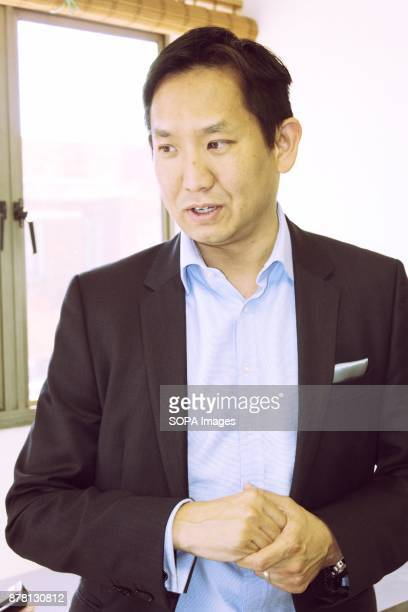 Erwin Pon Chairperson of the Chinese Association of Gauteng fielding questions on AfricaChina relations in South AfricaThe session was attended by...