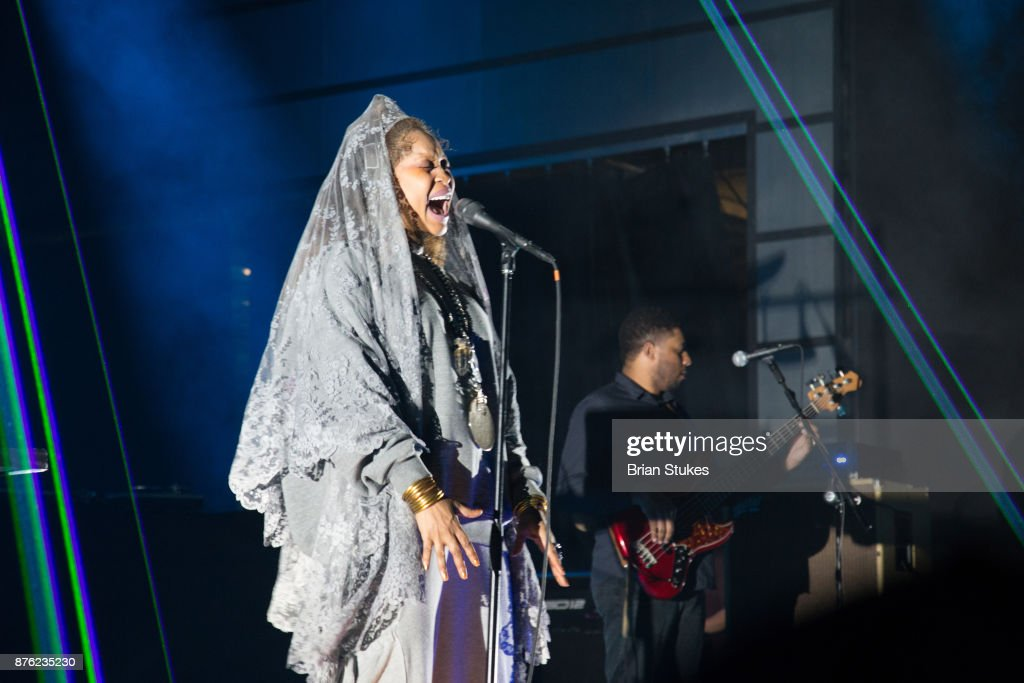 Erykah Badu In Concert - Washington, DC