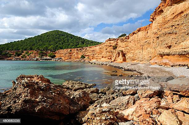 Es Bou Nou Sa Caleta beach