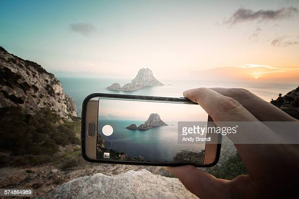 Es Vedra on Mobile
