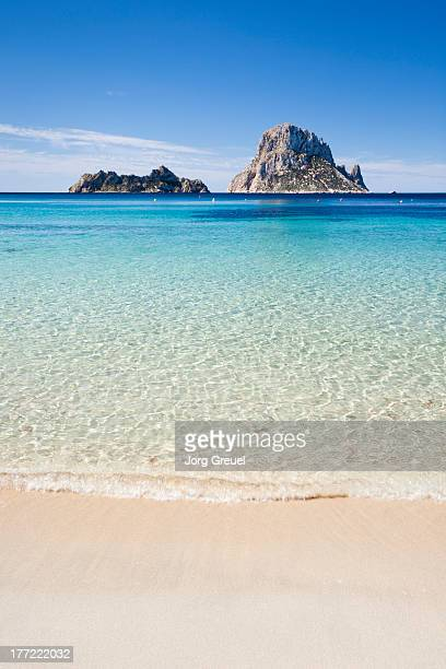 Es Vedranell and Es Vedra Islands
