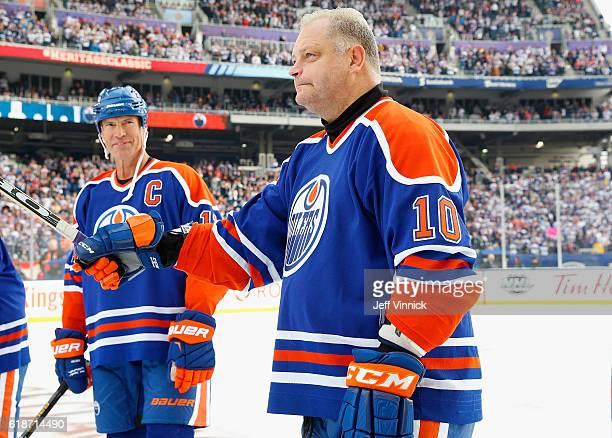 ... jersey Third String Goalie 1988-89 Edmonton Oilers Esa Tikkanen Jer  2016 Tim Hortons NHL Heritage Classic - Alumni Game · Esa Tikkanen . 8fd0943f5