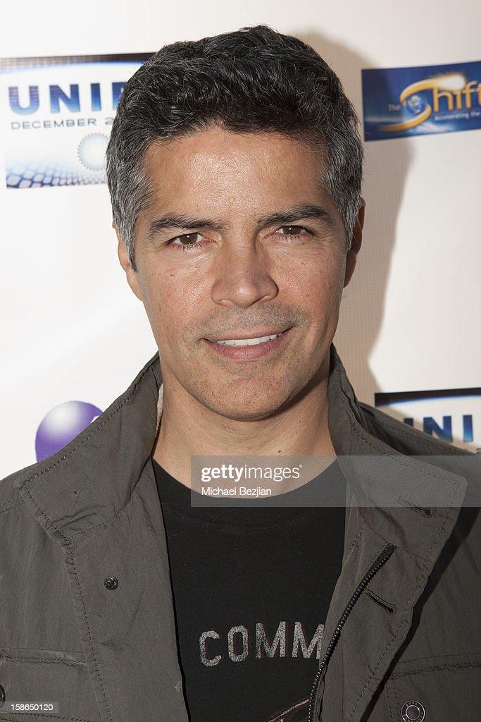 Esai Morales attends Birth 2012 LA Gala at Agape International Spiritual Center on December 22, 2012 in Los Angeles, California.