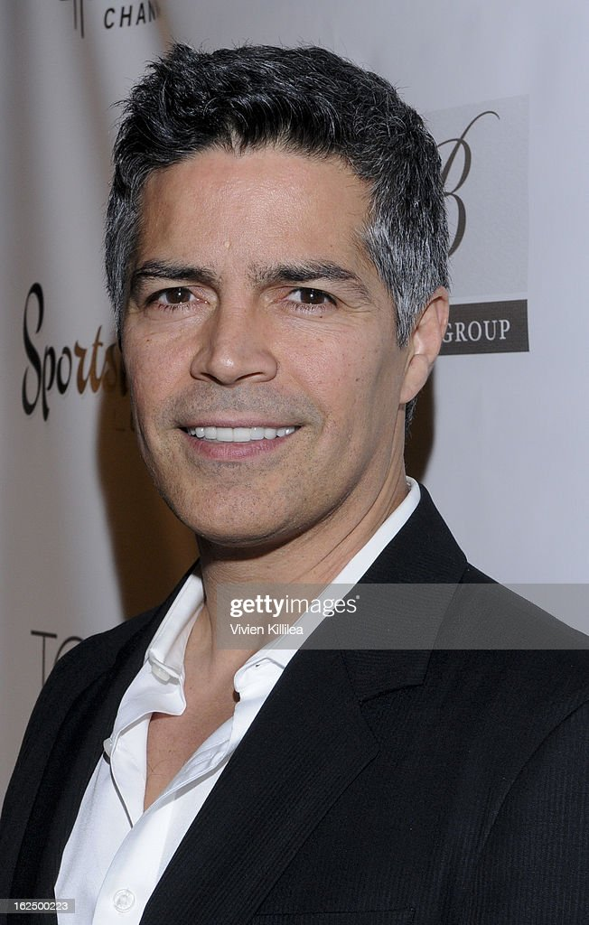 <a gi-track='captionPersonalityLinkClicked' href=/galleries/search?phrase=Esai+Morales&family=editorial&specificpeople=208672 ng-click='$event.stopPropagation()'>Esai Morales</a> attends The Borgnine Movie Star Gala at Sportsmen's Lodge Event Center on February 23, 2013 in Studio City, California.