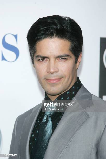 Esai Morales during 59th Annual Tony Awards Arrivals at Radio City Music Hall in New York City New York United States
