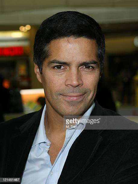 Esai Morales during The Screen Actors Guild Foundation and Zimand Entertianment Host Los Angeles Children's Love Equals Writing Contest at Beverly...