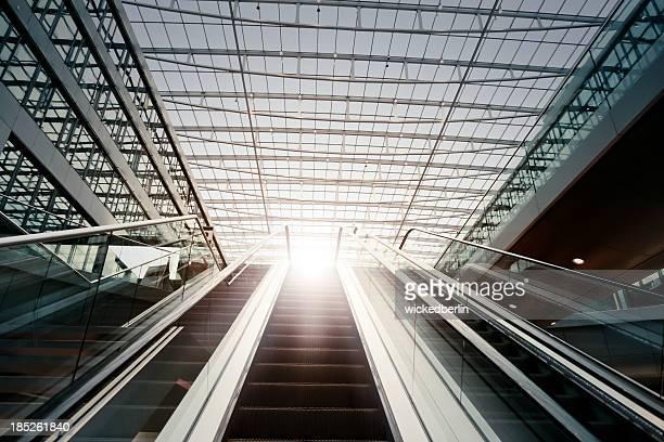 escalator to the sun