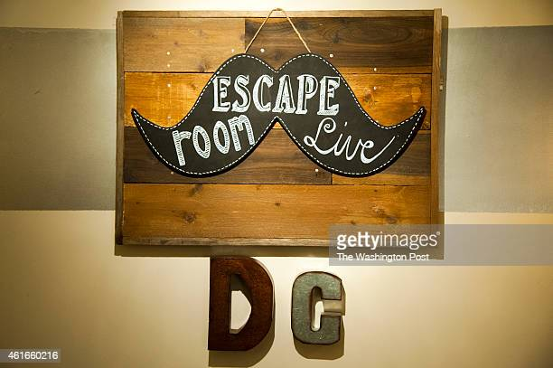 Escape Room Live DC challenges teams of two to 12 to work together search for clues crack codes and solve puzzles in order to escape a locked room...