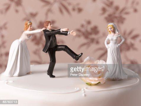 Escaping Bride Groom