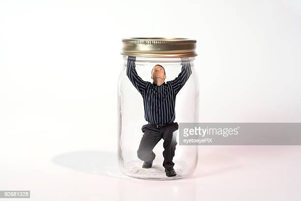 Escaping from a jar