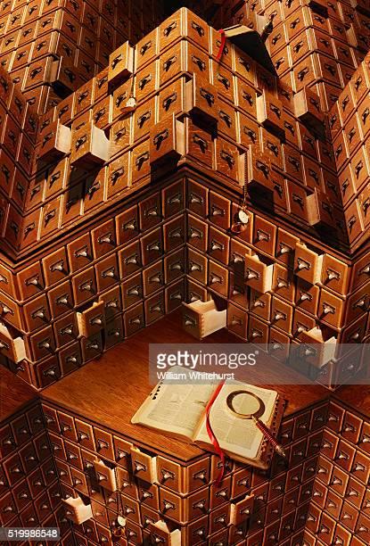 Escheresque Filing Drawers