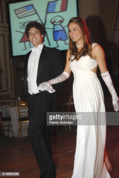 Escort and Debutante attends 69th ANNUAL BAL des BERCEAUX honoring CARTIER at The Plaza on May 7 2010 in New York City