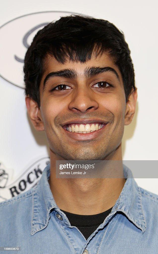 Eshan Bay attends 'Milkshake' Official Cast And Filmmakers Brunch Sponsored By Siren on January 20, 2013 in Park City, Utah.