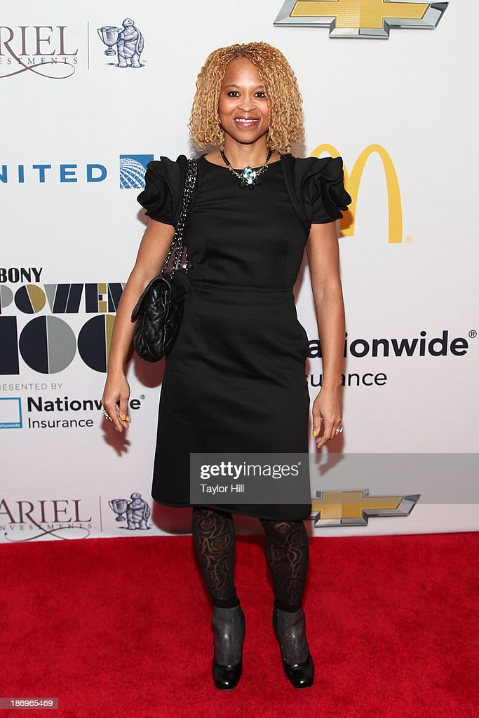 Esi Eggleston Bracey attends the 2013 EBONY Power 100 List Gala at Frederick P. Rose Hall, Jazz at Lincoln Center on November 4, 2013 in New York City.