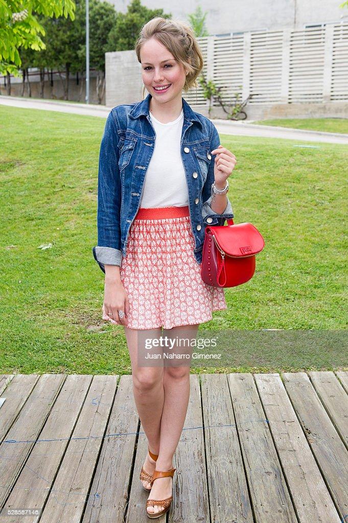 <a gi-track='captionPersonalityLinkClicked' href=/galleries/search?phrase=Esmeralda+Moya&family=editorial&specificpeople=4354224 ng-click='$event.stopPropagation()'>Esmeralda Moya</a> attends 'Dia Magico' fashion show during FIMI (Feria Internacional de la Moda Infantil) at Pabellon Satelite de la Casa de Campo on May 6, 2016 in Madrid, Spain.
