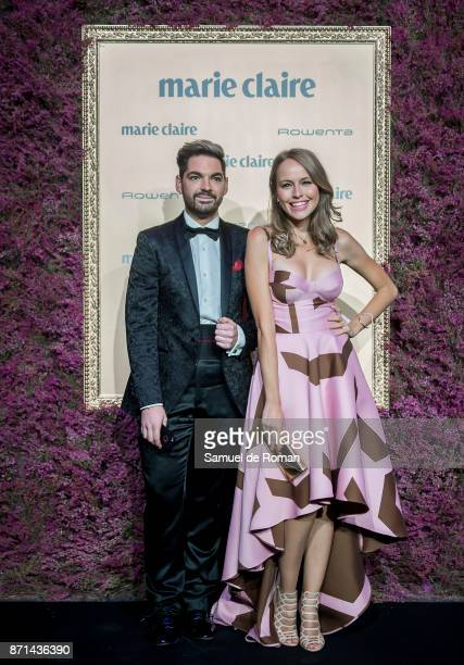 Esmeralda Moya attends the XV Marie Claire Prix de la Moda Awards at Florida Retiro on November 7 2017 in Madrid Spain