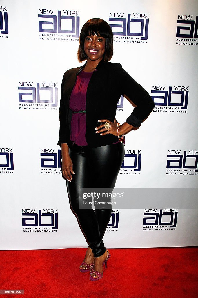 Esnavi attends the 2013 New York Association Of Black Journalists Gala at the Time-Life Building on May 14, 2013 in New York City.