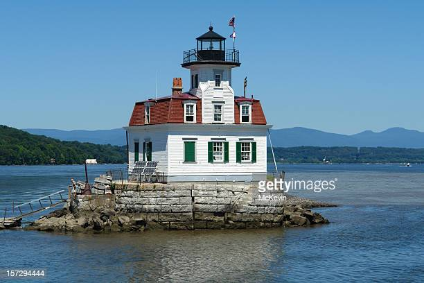 Esopus Lighthouse on the Hudson 1