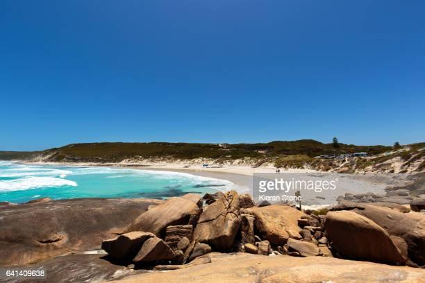 Esperance beach views