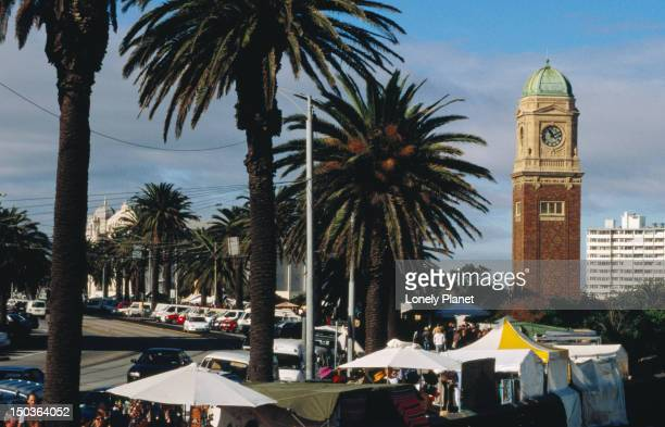 Esplanade Art and Craft Market, St Kilda.